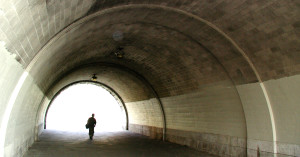 afterlife tunnel